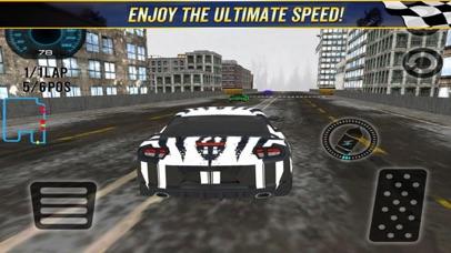 King Speed Car Racing screenshot 1