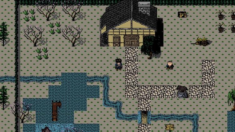 英雄群侠传 screenshot-4