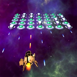 War Of Alien Ships 3D - Arcade Shooter Up