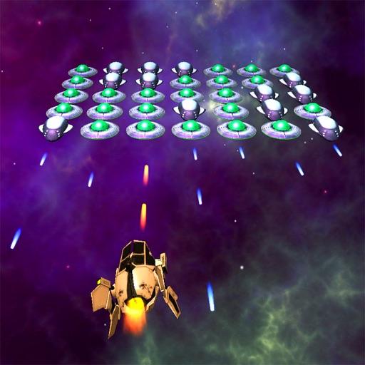 War Of Alien Ships 3D - Arcade Shooter Up