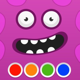 Coloring Your Monsters