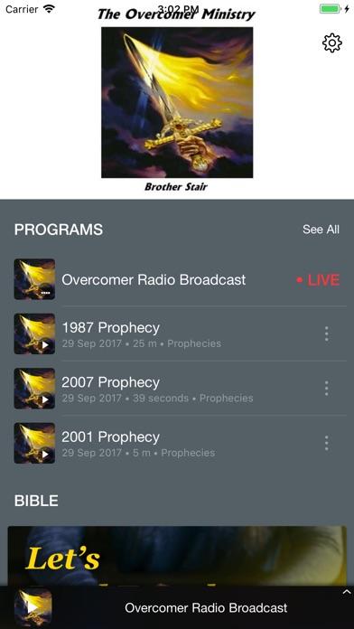 Overcomer Radio Broadcast-0