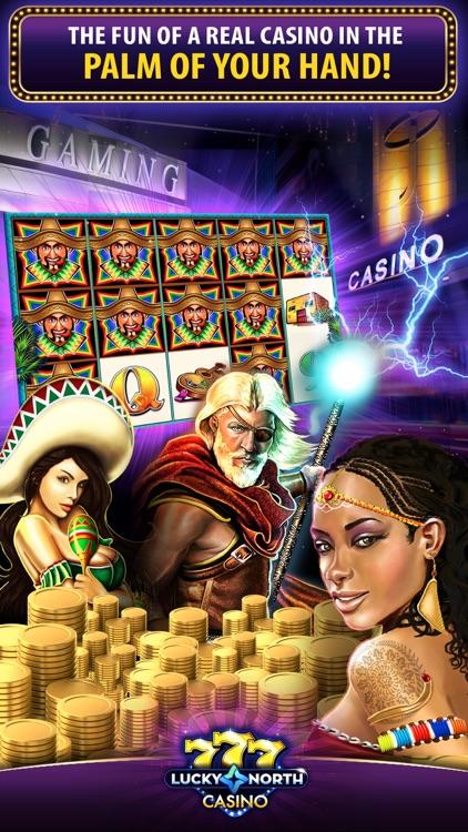 Lucky North Casino Vegas Slots screenshot-9