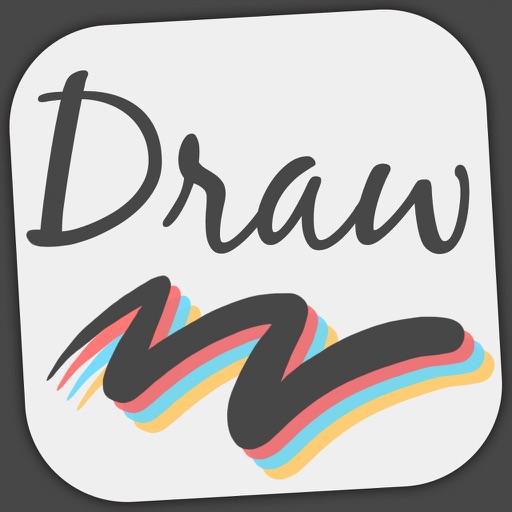 Draw – write notes on photos
