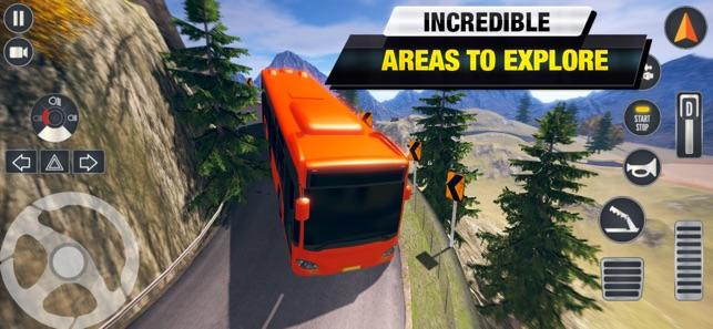download coach bus driving simulator 2018