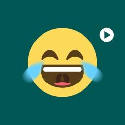 38 Animated Emoji Stickers
