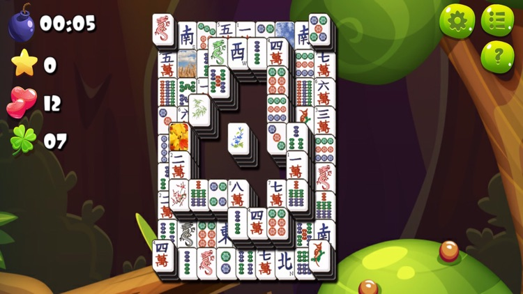 Mahjong Tiles World - Solitaire Matching Epic by sutthiporn