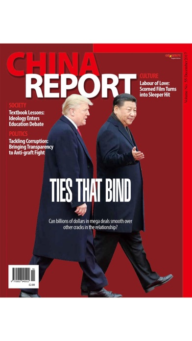 download China Report – The monthly news magazine briefing the world and charting China's social trends, rise and impact apps 2