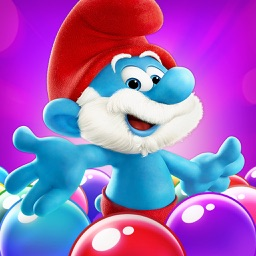 Smurfs Bubble Story