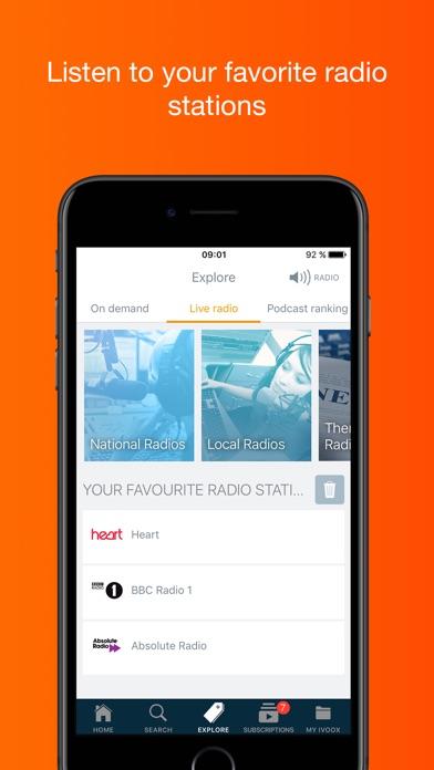 Radio & Podcast iVoox for Windows