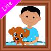 Hamaguchi Apps for Speech, Language & Auditory Development - Picture the Sentence Lite artwork
