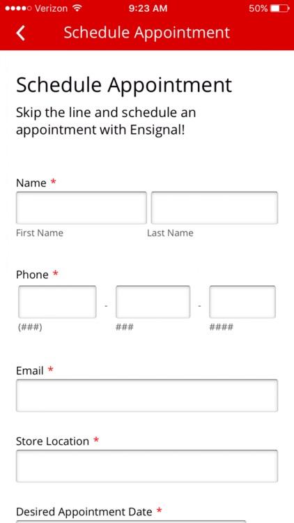 Ensignal screenshot-3