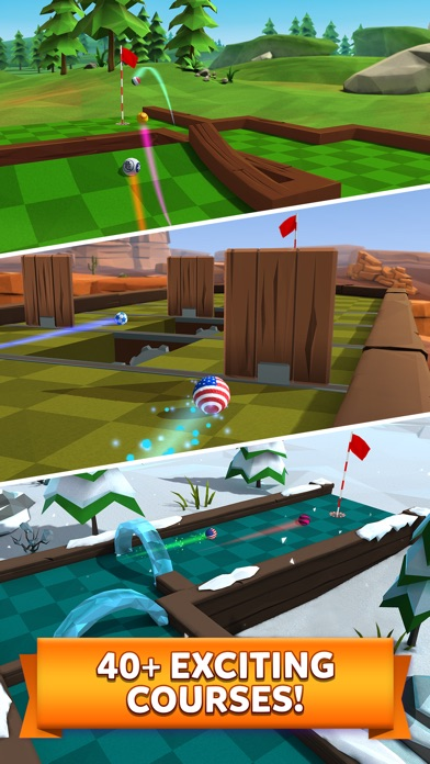 Golf Battle screenshot 5