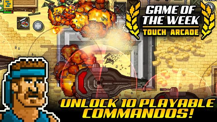 Kick Ass Commandos screenshot-0
