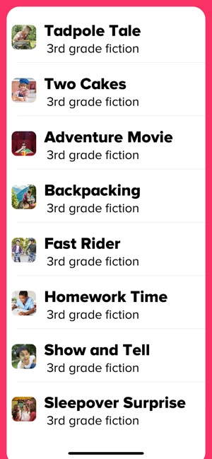3rd Grade Reading Prep Screenshot