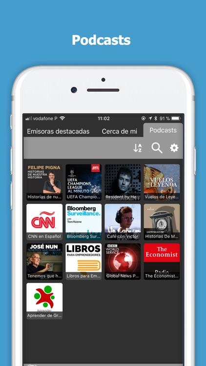 Radio FM Argentina en Vivo screenshot-3