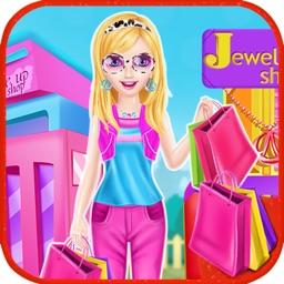Shopping Mall Shopaholic Girls