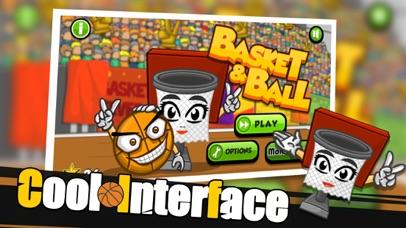 Angry Basketball screenshot 1