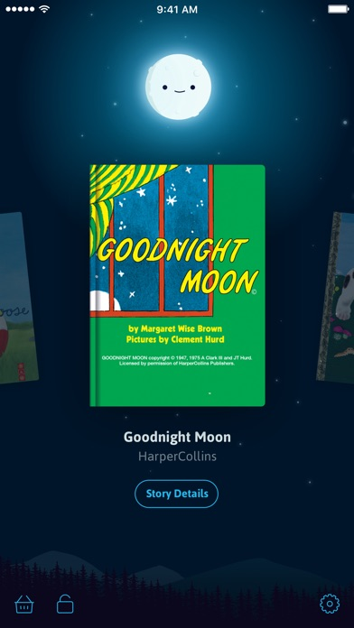 Moonlite Storytime Projector screenshot 2