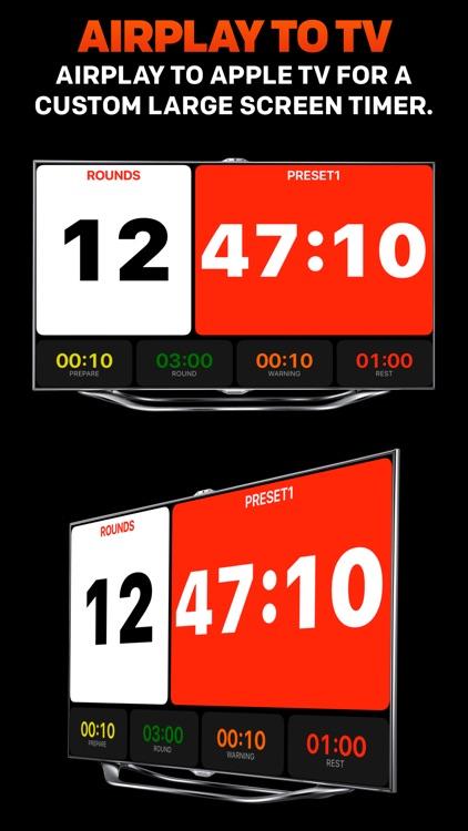Boxing Timer Pro Round Timer screenshot-7