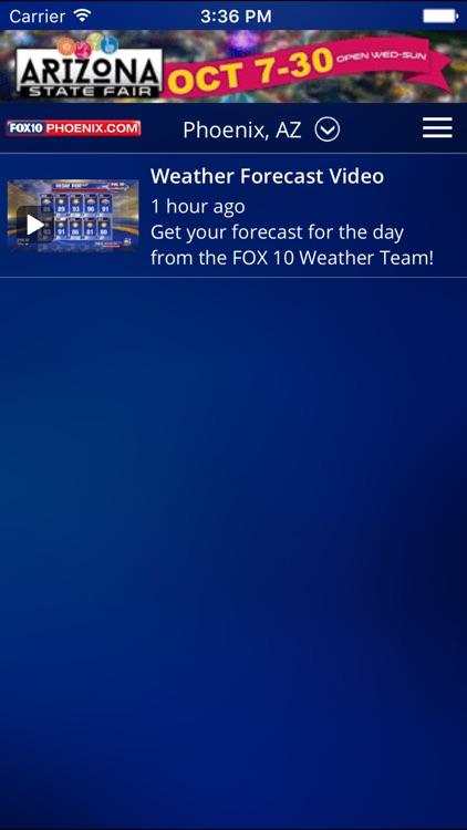 FOX 10 Weather screenshot-4