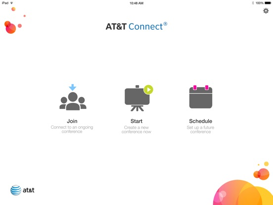 AT&T Connect Mobile iPad