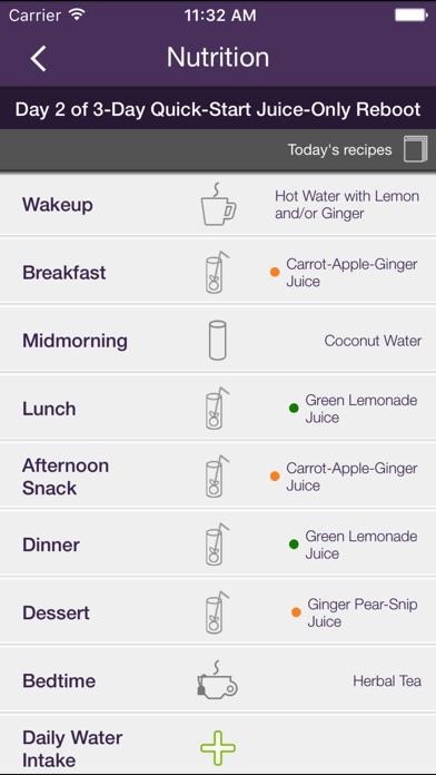Reboot with Joe Juice Diet app image