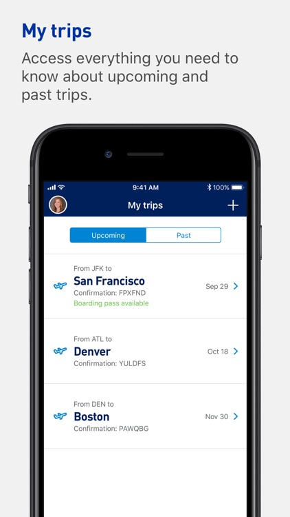 JetBlue - Book & manage trips screenshot-4