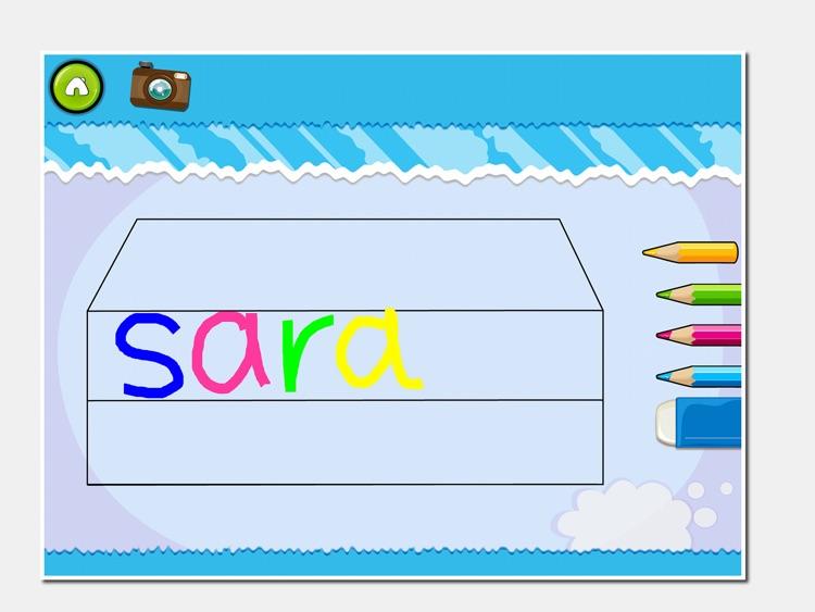 Letter Tracing screenshot-3
