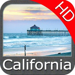 California Nautical Charts HD