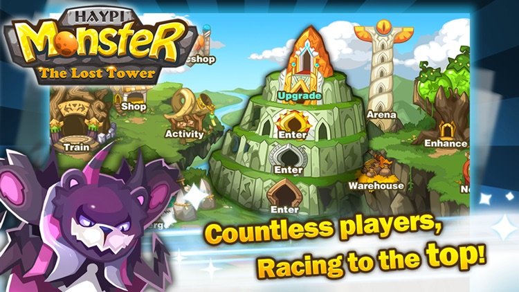 Haypi Monster:The Lost Tower