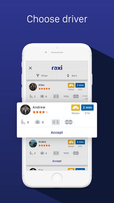 Raxi Screenshot 2