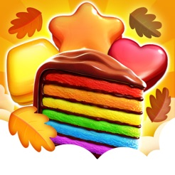 Cookie Jam - Match-3 Giochi