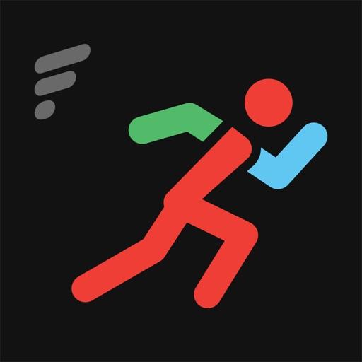 FITIV Run GPS Route Tracker HR iOS App