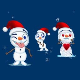 Snowman Sticker-fc