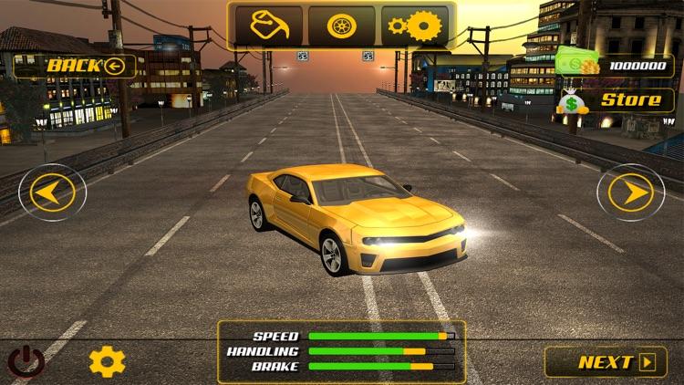 Real Racing Car on Smashy Road