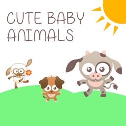 Cute Baby Animals Sticker Pack