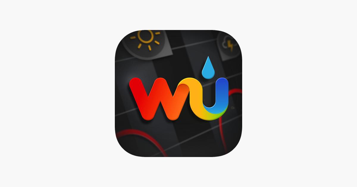 Weather Underground Forecast On The App Store
