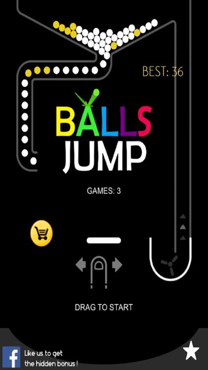 Balls Jumping