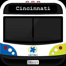 Transit Tracker - Cincinnati (SORTA) / (TANK)