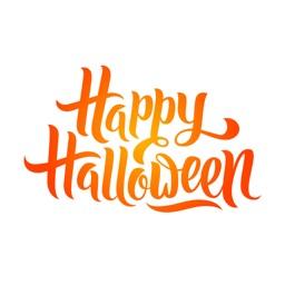 Happy Halloween Goblin Sticker