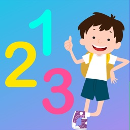 Math Count Numbers - For Kids
