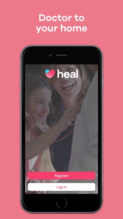 Heal – House Calls On-Demand screenshot-0