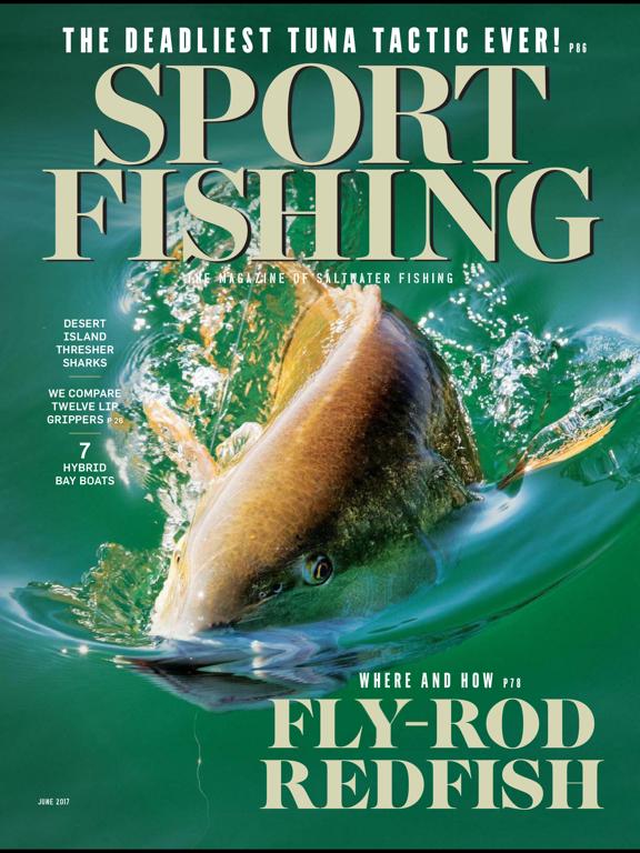 Sport Fishing Magazine screenshot 6