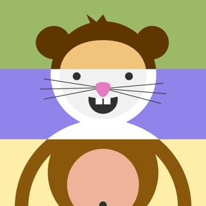 Toddler Zoo - Mix & Match app