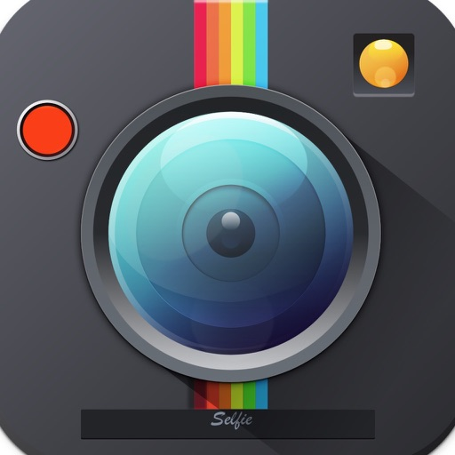 Selfie Editor - Facetune Photo iOS App