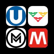Vienna, Prague, Budapest, Rome Metro