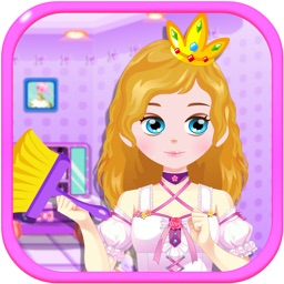 Princess Clean Doll House