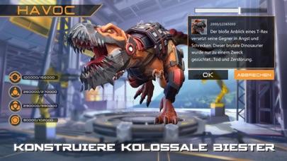 Screenshot 4 Dino War: Survival