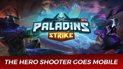 Screenshot 1 Paladins Strike